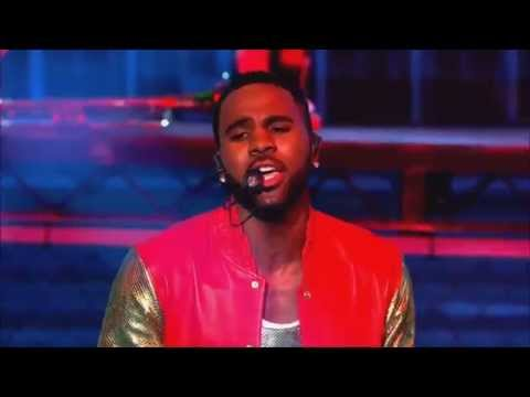 Jason Derulo - Trumpets , Stupid Love & Talk Dirty (The Voice UK 2014)