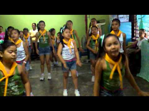 Amei G.scouts Call Me Maybe...  Practice.mp4 video