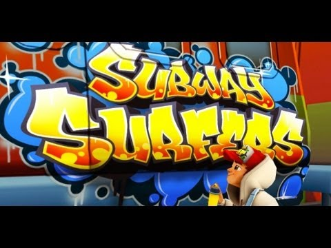 Subway Surfers Video   Subway Surfers iPad App Review