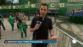 Palmeiras segue invicto no Brasileirão