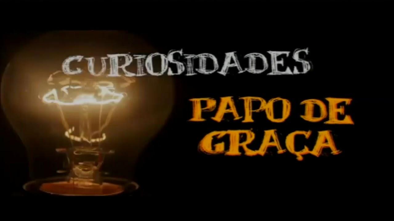 Curiosidades Papo de Graça - A musica é remédio pra alma e pro cérebro