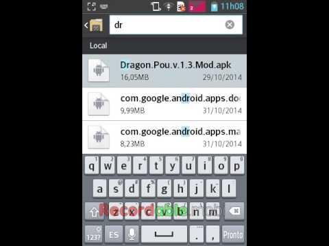 Como baixar pou dragon ball z no android