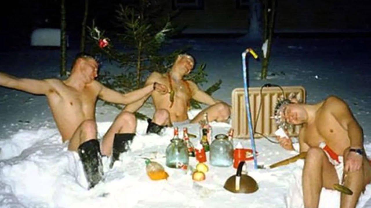 Приколы пьяных в бане 11 фотография