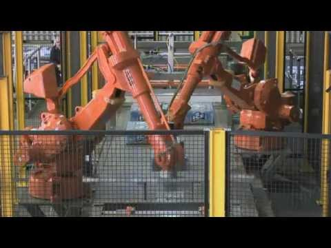 ABB Robotics - Palletizing Cartons