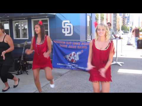 2010 San Diego Science Festival at Petco Park Video