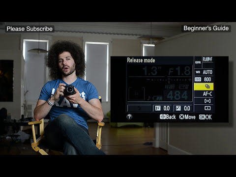 Nikon D3200 Users Guide