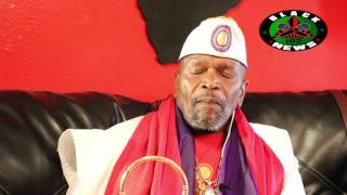 "The Elder Baba Heru Bring Knowledge Wisdom And Understanding To The Table"" Clarity"""