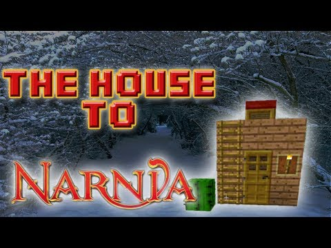 Minecraft: The Narnia House (with Drad) video