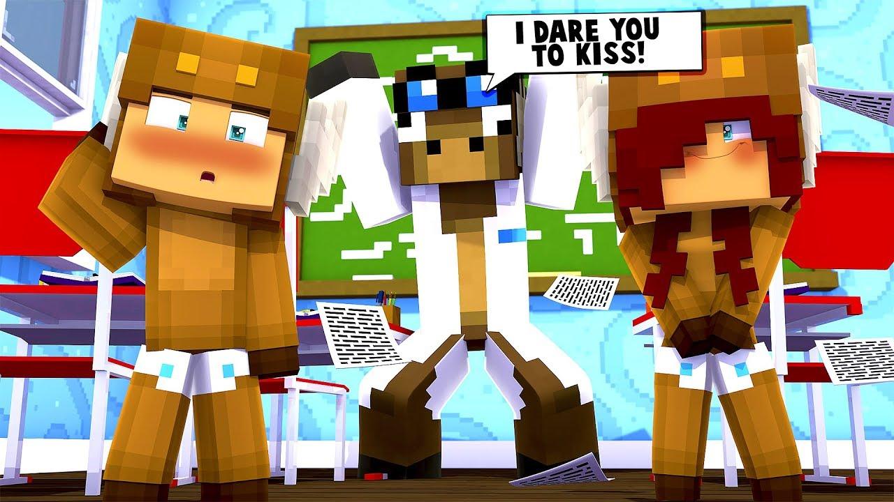Minecraft Daycare - GIRLFRIEND TRUTH OR DARE! (MINECRAFT ROLEPLAY)
