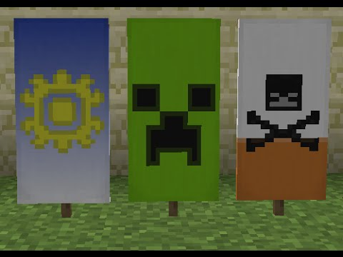 Minecraft Snapshot 14w30b Overview Banners Graphics Optimizations and More