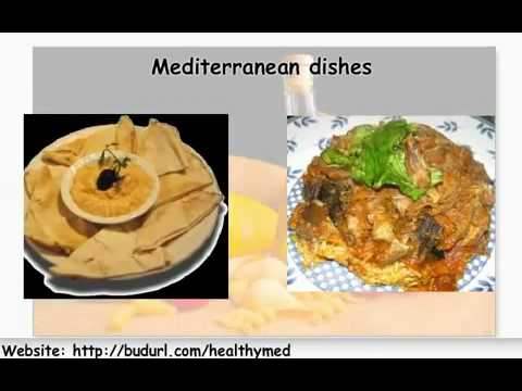 The Salty, Heart-Healthy Mediterranean Diet