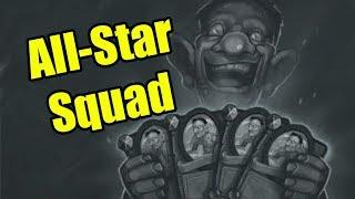 Hearthstone Tavern Brawl: All-Star Squad Brawl