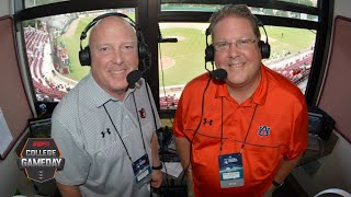 The voice of Auburn football honors Rod Bramblett's legacy with a promise | College GameDay