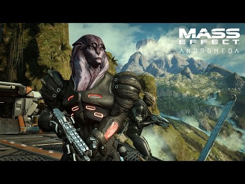 "MASS EFFECT™: ANDROMEDA – APEX Mission Brief 09: ""Roekaar Occupation"""