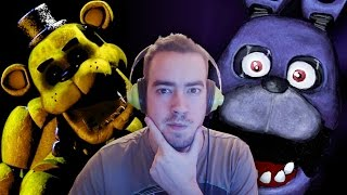 A NOITE DE MORTE!!! - 5 Nights At Freddy