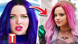 The Truth About The Black Magic In Descendants 3