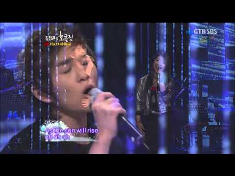 SHINee Onew & f(x) Luna | Lunew Duet