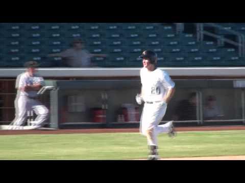 Nolan Arenado launches a home run