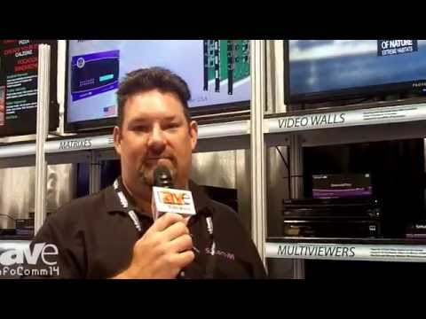 InfoComm14 - SmartAVI 4K Wall