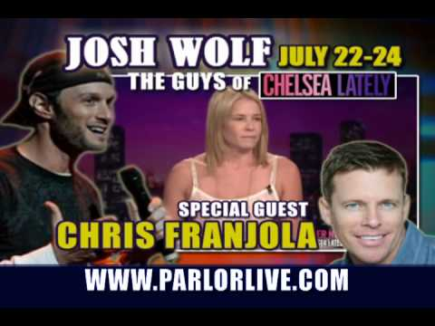 Parlor Live Comedy Club: Bobby Lee, Josh Wolf, Chris Franjola, Henry Cho, Greg Proops Video