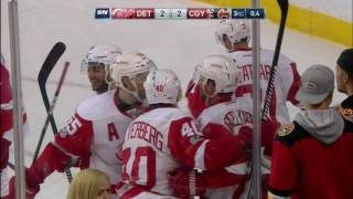 Tatar scores literal last-second goal to force OT