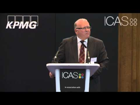 ICAS Scotland's Future Conference | Keith Cochrane