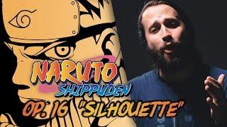 "NARUTO SHIPPUDEN: Opening 16 ""Silhouette"" - Jonathan Young ENGLISH OP COVER"