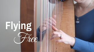 Flying Free | HARP sheet music