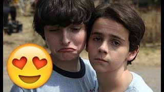 Finn Wolfhard & Jack Dylan Grazer 😍😍😍- CUTE AND FUNNY MOMENTS (IT movie /Stranger Things 2017)