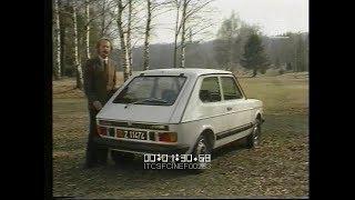 Giancarlo Baghetti prova per voi le Nuove FIAT 127 - Super, Special e Sport \\ 1981 \\ ita VV^