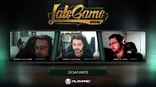 Late Game Show #112 c/ MiT - Desafiante e Escalada CBLoL