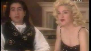 Madonna TRUTH OR DARE Official EPK