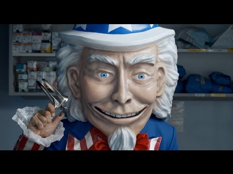 Anti-obamacare Ad: Creepy Gyno Exams To Scare Students video