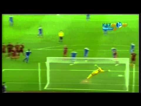 «Динамо» Тбилиси — «Актобе» 0:1