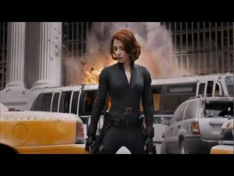 The Avengers s Black Widow Tribute