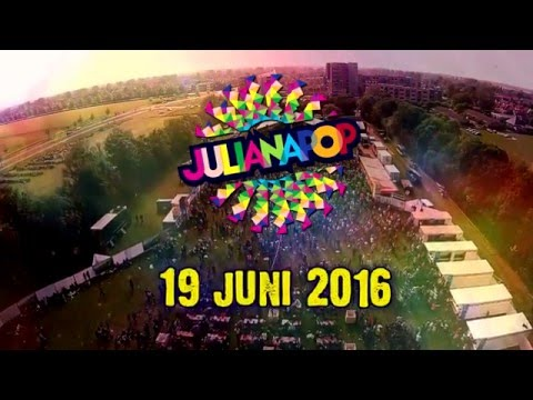 Julianapop 2016 | Teaser