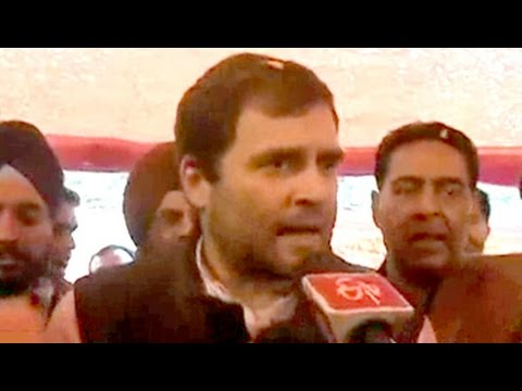 PM Modi indulging in PR stunts, no work done, says Rahul Gandhi