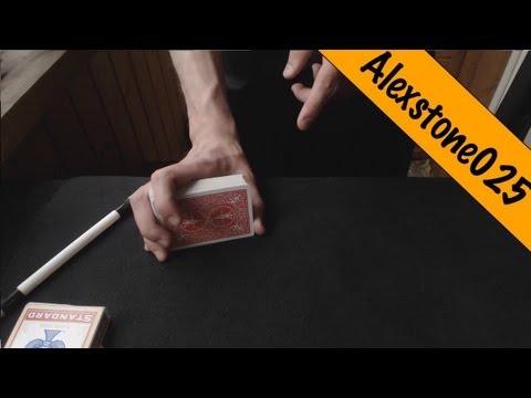 Игральные карты (Урок): Очень простой способ подсмотреть карту