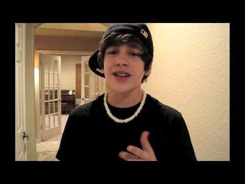 With You Chris Brown Cover Preview - 1000 Subscribers!! - Austin video
