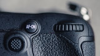 Nikon Autofocus Setup for Wildlife Photography and Action - AF trick!