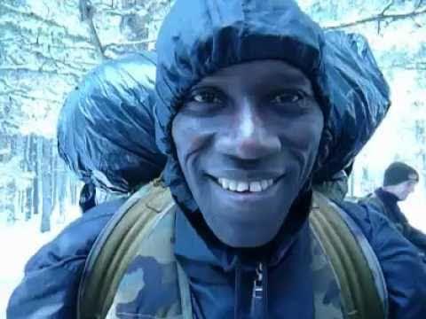 Çorumluyum Komutanım ( Afrikali Türk Askeri )