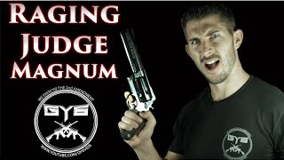 Taurus Raging Judge Magnum [ FULL REVIEW ] ( 454 casull/ 410 / 45 lc)