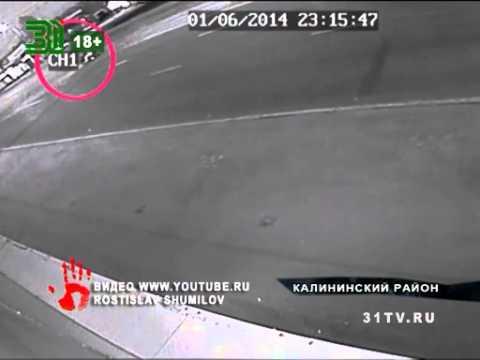 Мотоциклист погиб под прицелом камеры