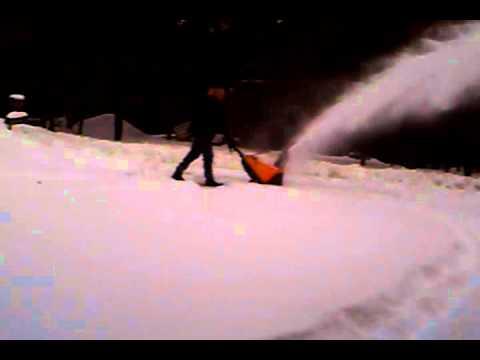 Cub Cadet 221 LHP snow blower