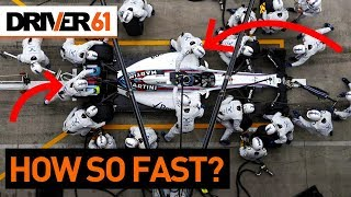 F1 Pit Stop In 2-Seconds: An In-Depth Analysis