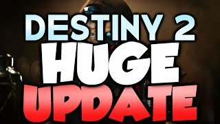 The State of Destiny 2! December Update Thoughts
