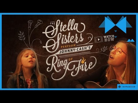 Ring of Fire  by Lennon and Maisy (Johnny Cash cover)