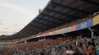 Download Lagu Ed sheeran - Perfect live Ullevi 11th july Sweden (crowd sings along) Gratis STAFABAND