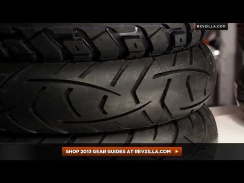 2013 Motorcycle Tires Buying Guide at RevZilla.com
