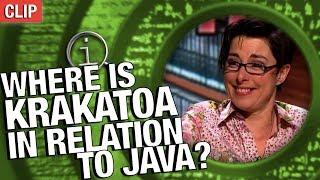 QI   Where Is Krakatoa In Relation To Java?